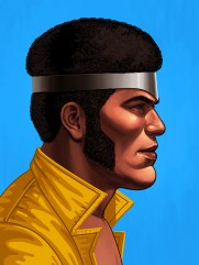 Mike Mitchell - Luke Cage