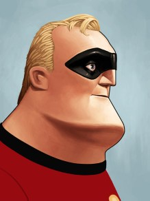 mitchell incredibles