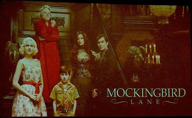 Mockingbird Lane cast 1