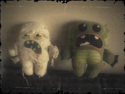 Monster Creeps - Karla Jane