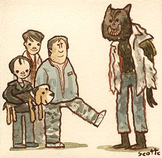Monster Squad - Scott C