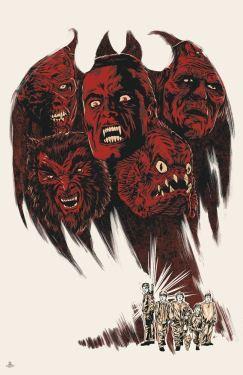 The Monster Squad - Phantom City Creative