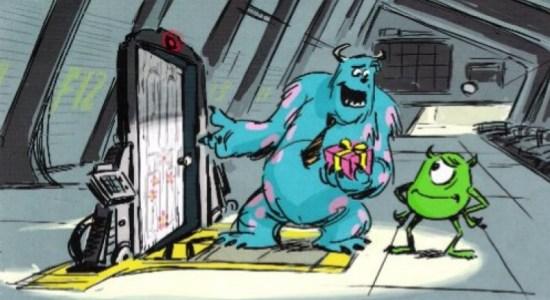 Unproduced Monsters, Inc. Sequel 2