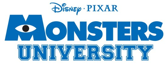 Monsters University logo