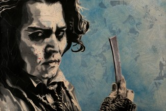 Nick Comparone - Sweeney Todd