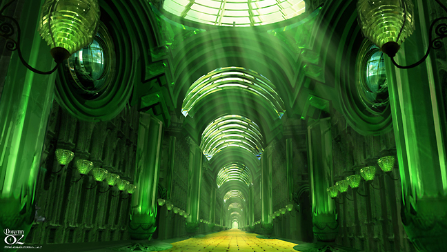 Dorothy of OZ - Emerald City