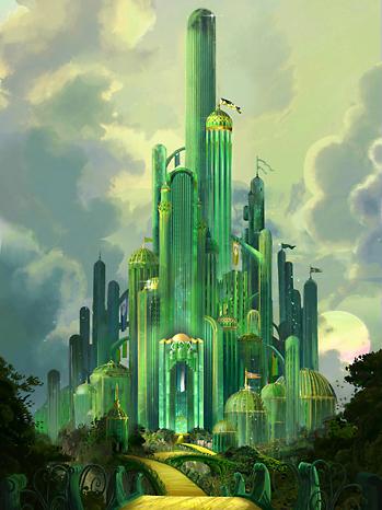 Dorothy of OZ - Emerald City 2