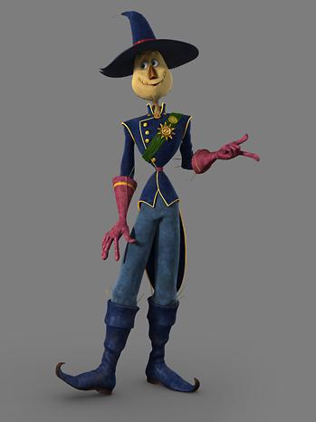 Dorothy of OZ - Scarecrow