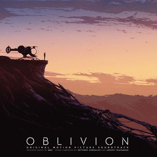 Oblivion Vinyl Cover