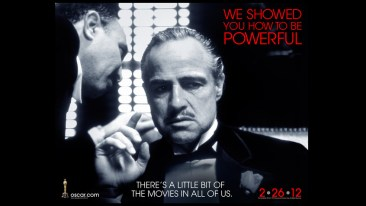 Oscars 2012 Godfather