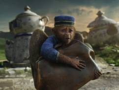 Oz Great and Powerful - monkey