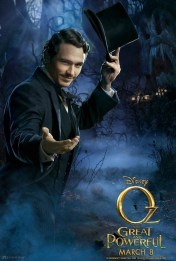 Oz The Great and Powerful - James Franco as Oscar