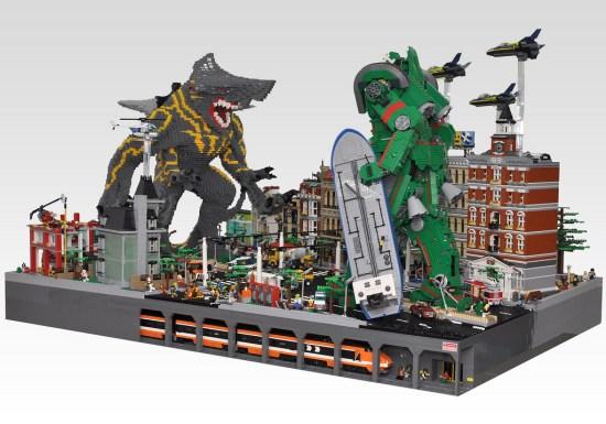 Pacific Rim Lego 2