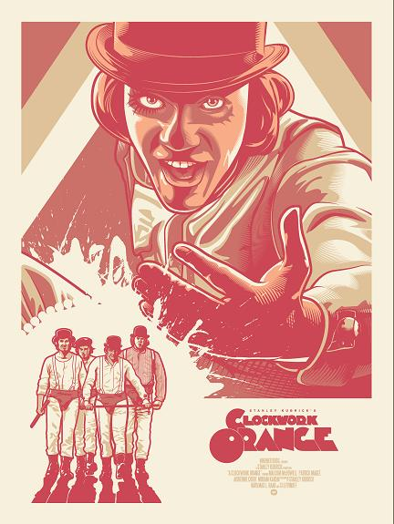 Paul Ainsworth - Clockwork Orange