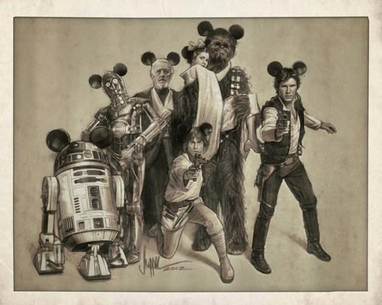 Paul Shipper - Disney StarWars
