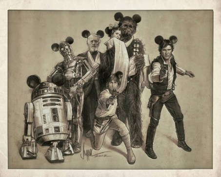 Paul Shipper - Disney StarWars