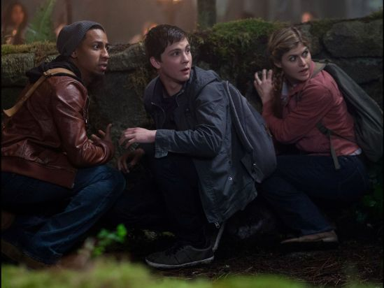 Percy Jackson Sea of Monsters 4