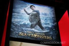 Percy Jackson Sea of Monsters - Licensing Expo poster
