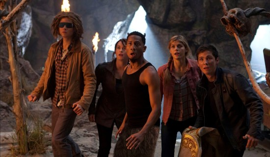 Percy Jackson Sea of Monsters header