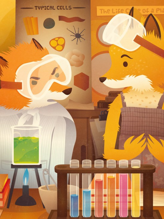 Philip Tseng - Mr. Fox