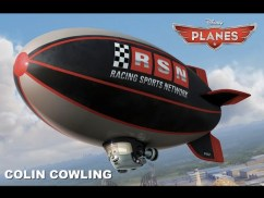 Planes - Colin Cowling