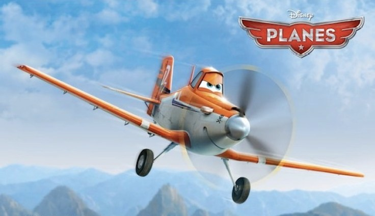 Planes - Dusty header
