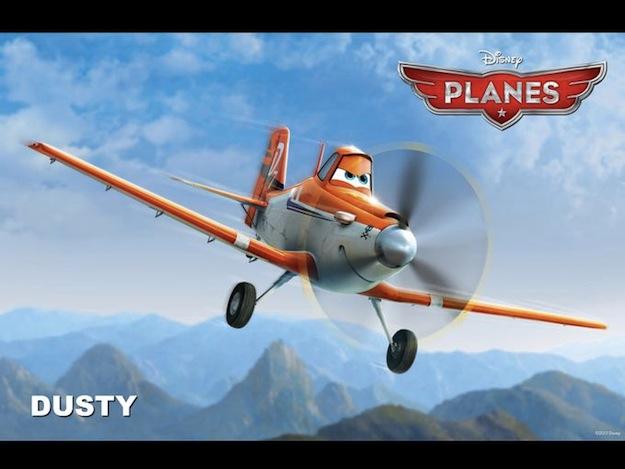 Planes - Dusty