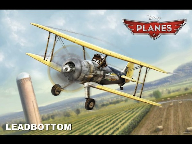 Planes - Leadbottom