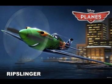 Planes - Ripslinger