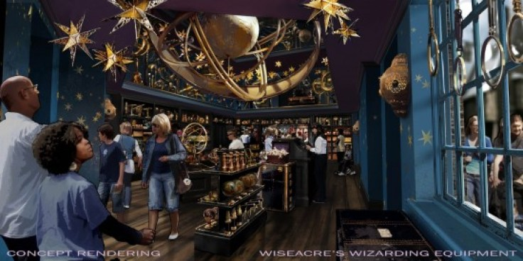 Potter Diagon Concept Wiseacre
