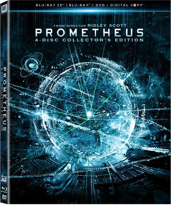 Prometheus 4 Disc