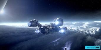 Prometheus Ship