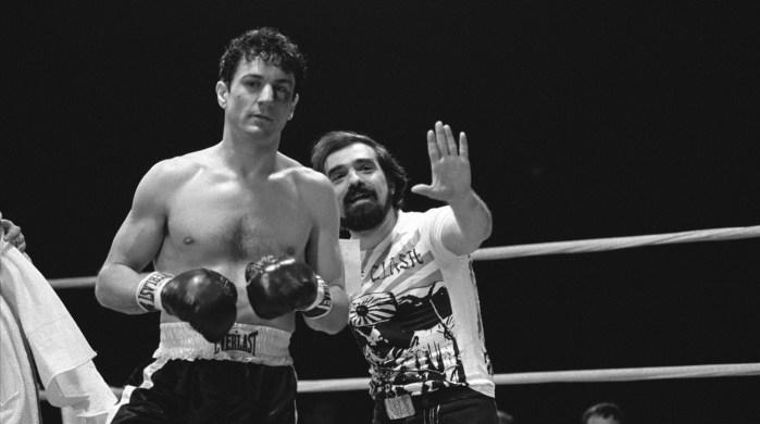 Raging Bull - Robert De Niro and Martin Scorsese