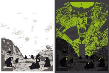 Raid 71 - 2001 A Space Odyssey