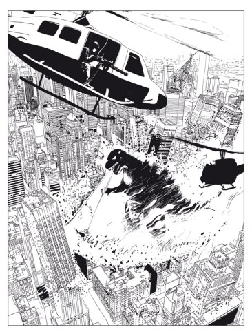 Raid71 - Godzilla