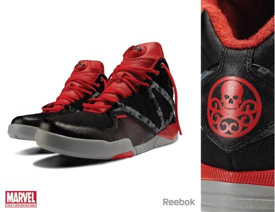 Red Skull Reebok