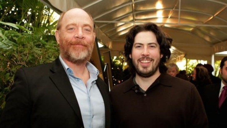 J.K. Simmons & Jason Reitman