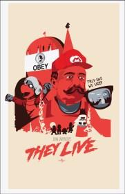 Reza Mario They Live