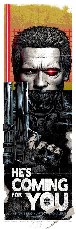 Rhys Cooper - Terminator