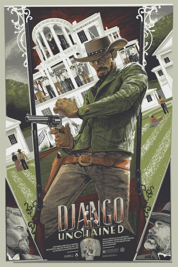 Rich Kelly - Django Unchained
