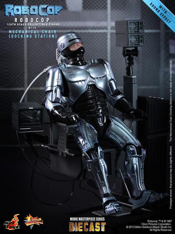 RoboCop Chair 3