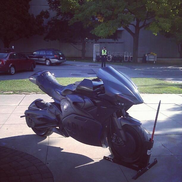 Robocop - bike