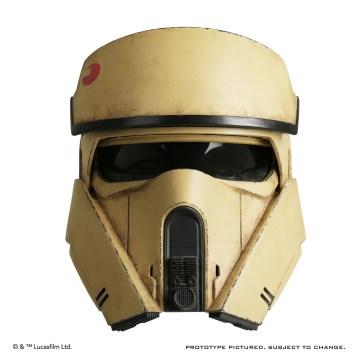 Rogue One Shoretrooper Helmet Replica