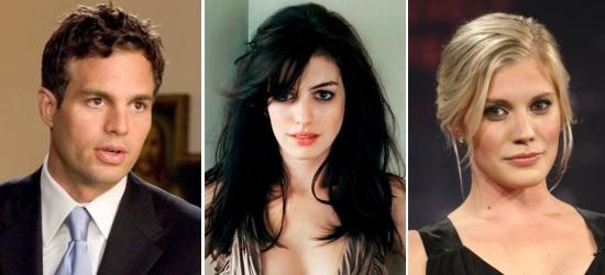 Mark Ruffalo / Anne Hathaway / Katee Sackhoff