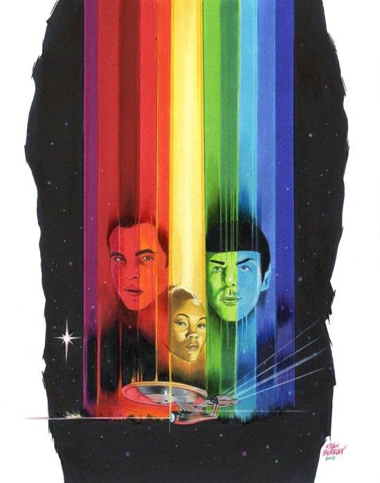 Ryan Berkley - Star Trek