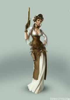 Steampunk Leia