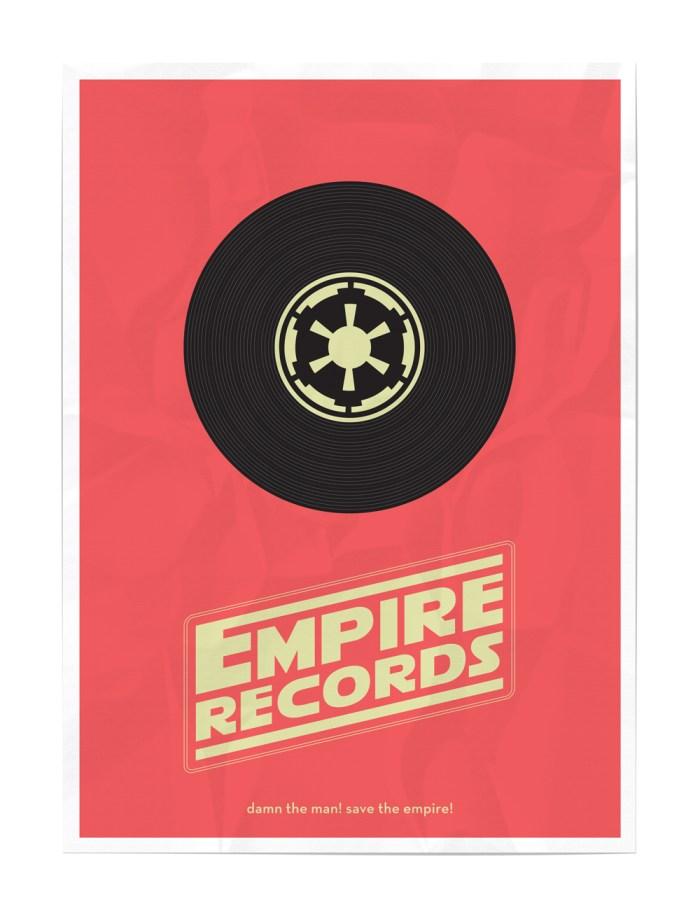 Star Wars Empire Records