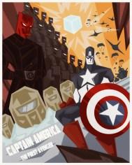 Sam Filstrup - Captain America
