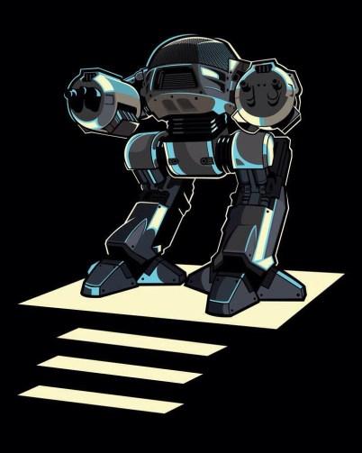 Samuel Ho - RoboCop