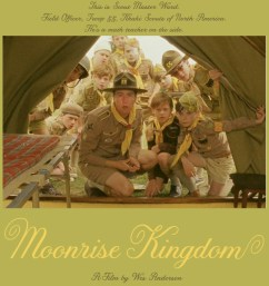 Scout Master Ward - Moonrise Kingdom